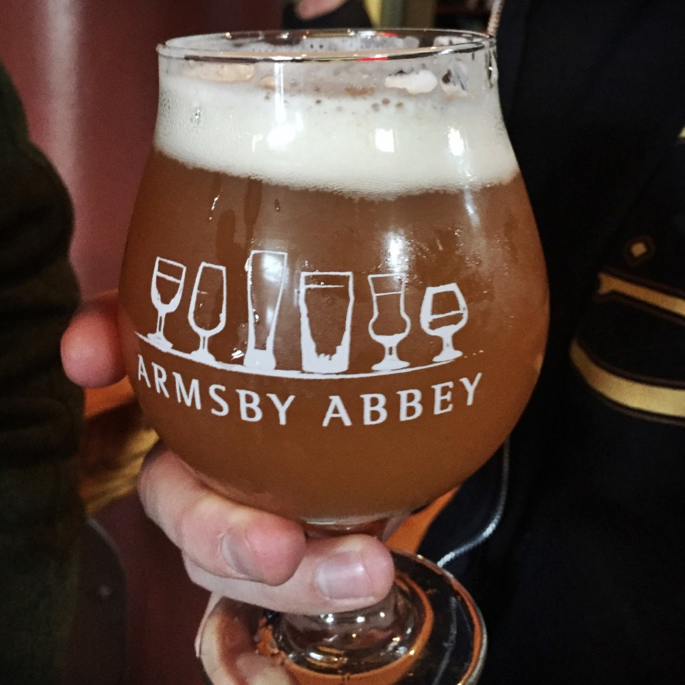 Armsby beer