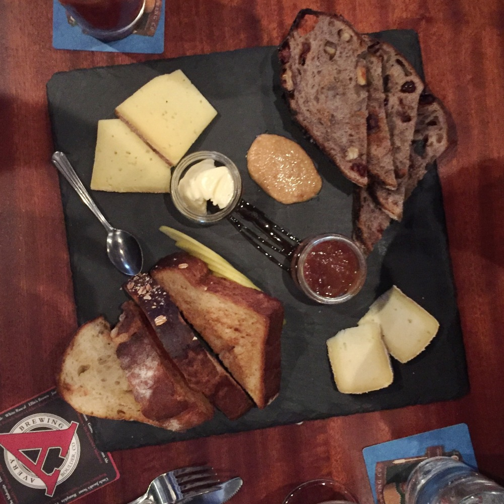 Armsby cheese board