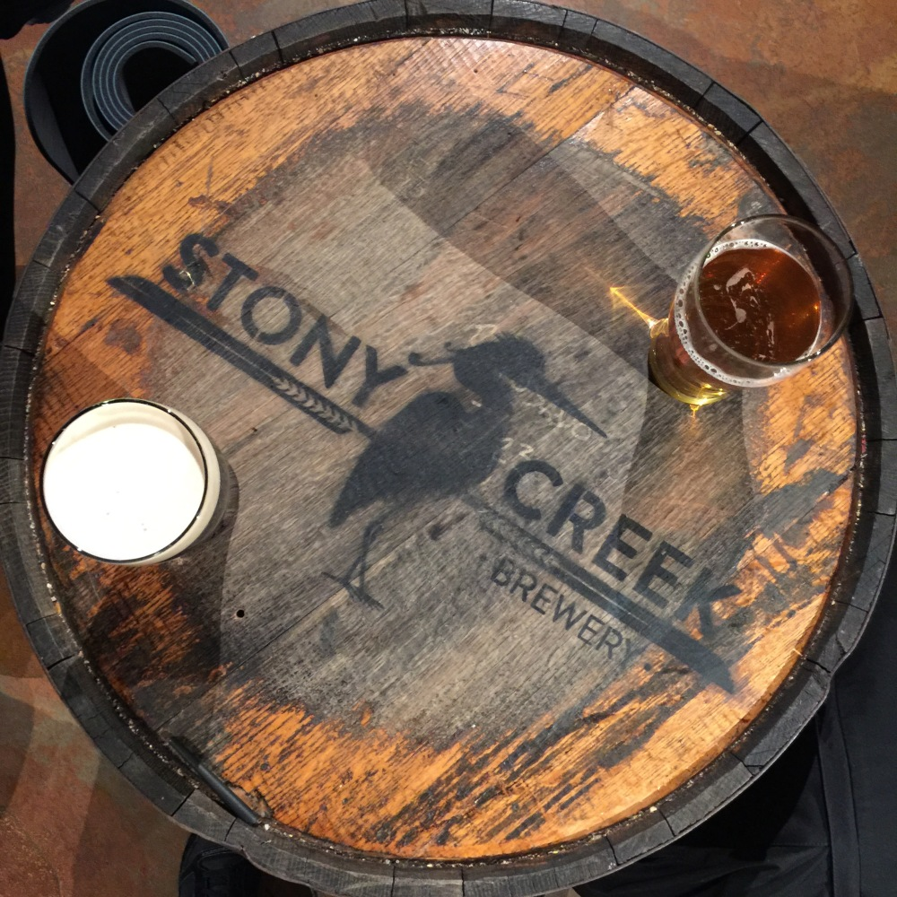 Stony Creek beers